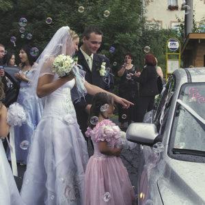 Ukázka svatební foto